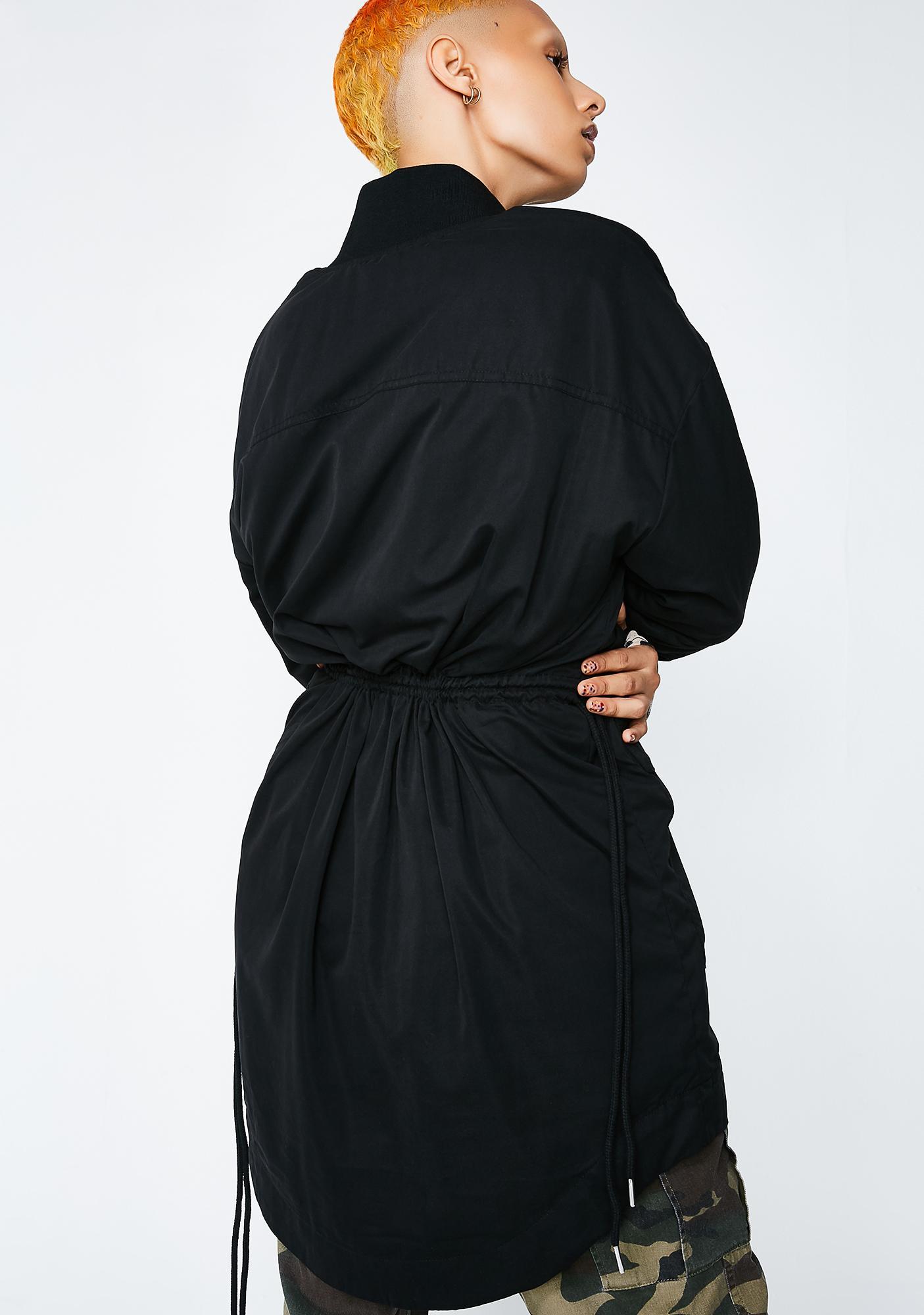 Sway Away Coat