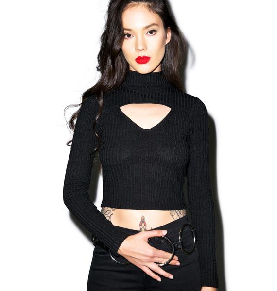 Yes Mistress Crop Top