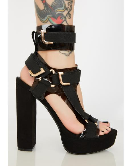 Revenge Plot Platform Heels