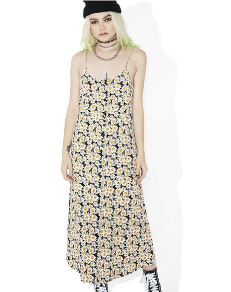 Delightful Daisy Lourve Dress