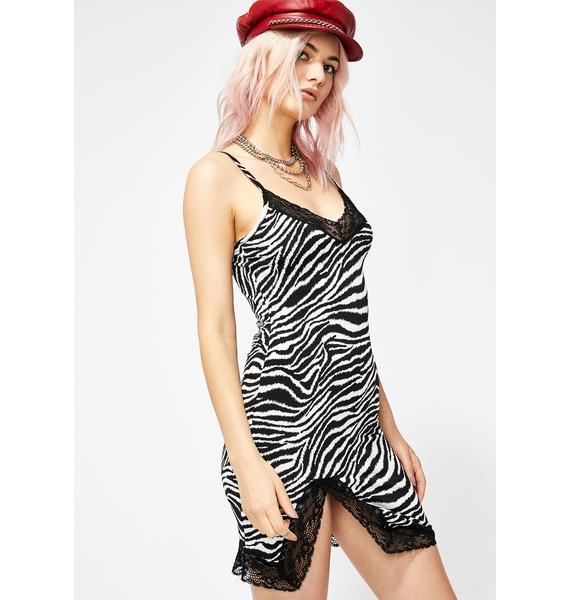 Vicious Bish Slip Dress