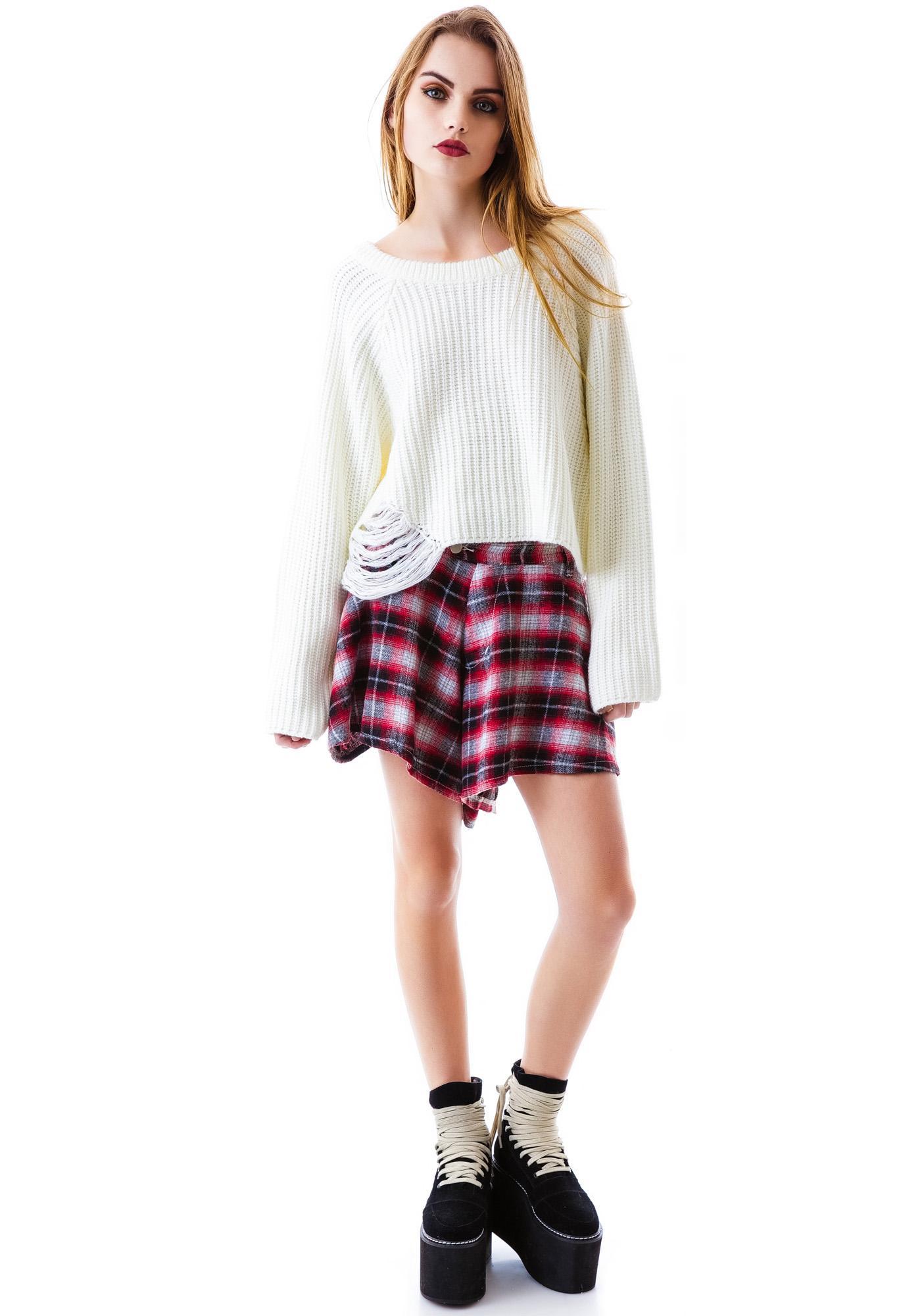 UNIF Farce Sweater