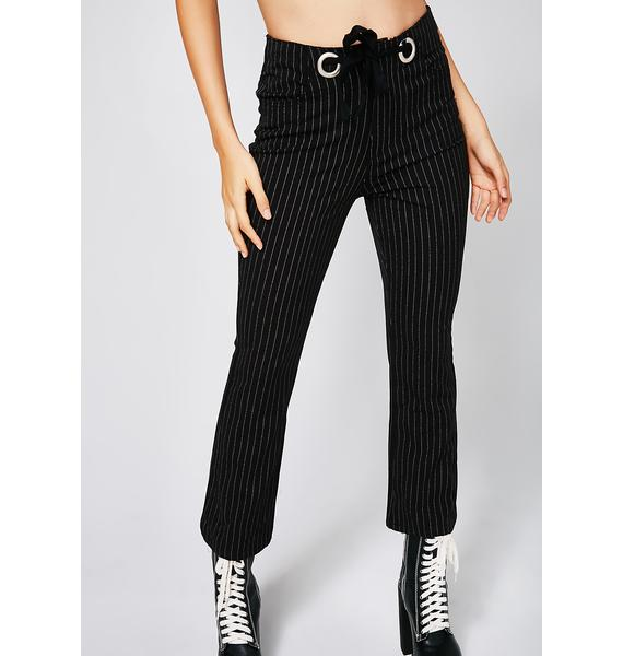 Cash Mob Stripe Pants