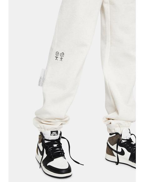 US Plus Fleece Sweatpants