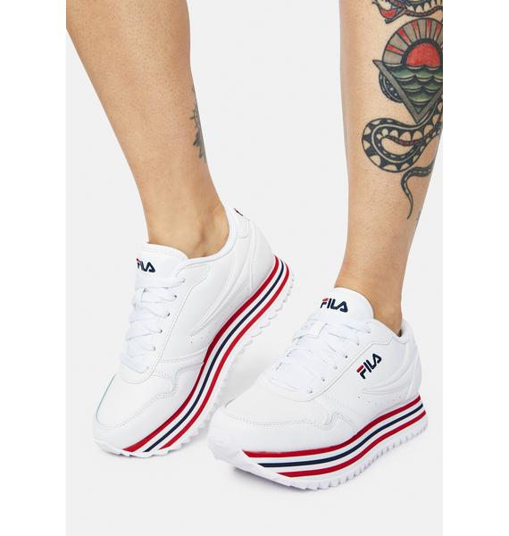 Fila Orbit Stripe Sneakers