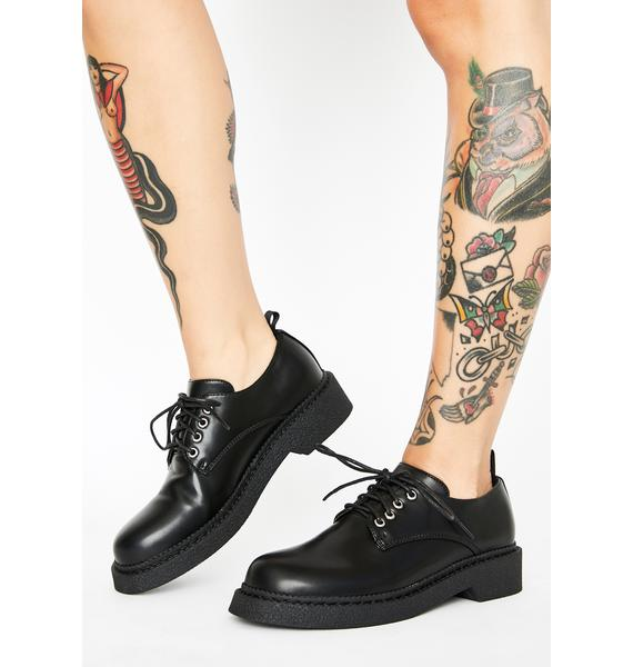 Lamoda One Touch Classic Oxfords