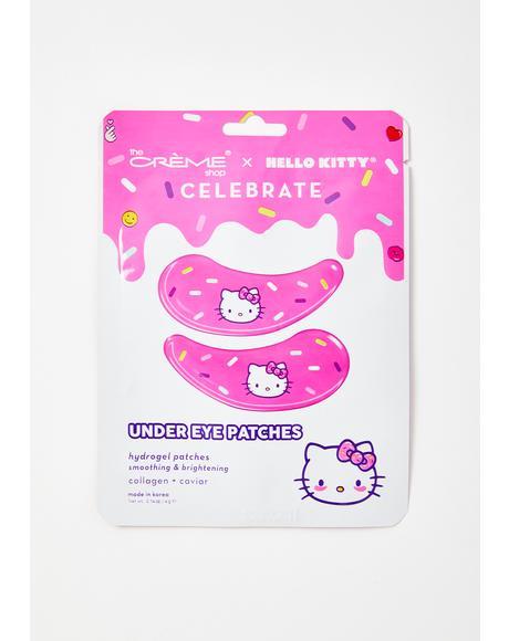 Hello Kitty Under Eye Patches