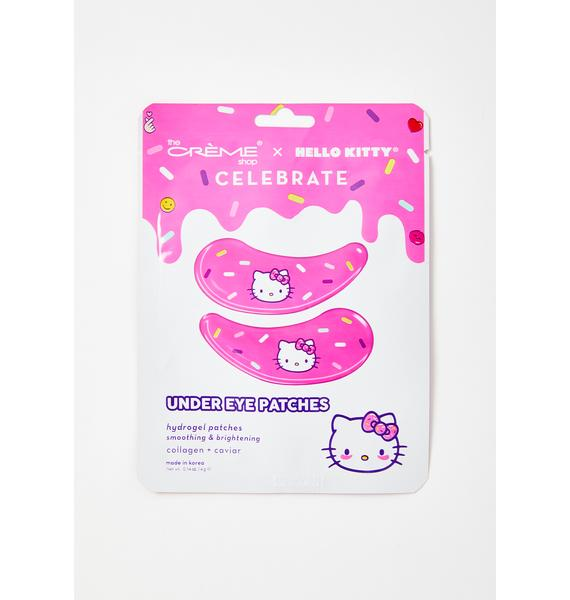 The Crème Shop Hello Kitty Under Eye Patches