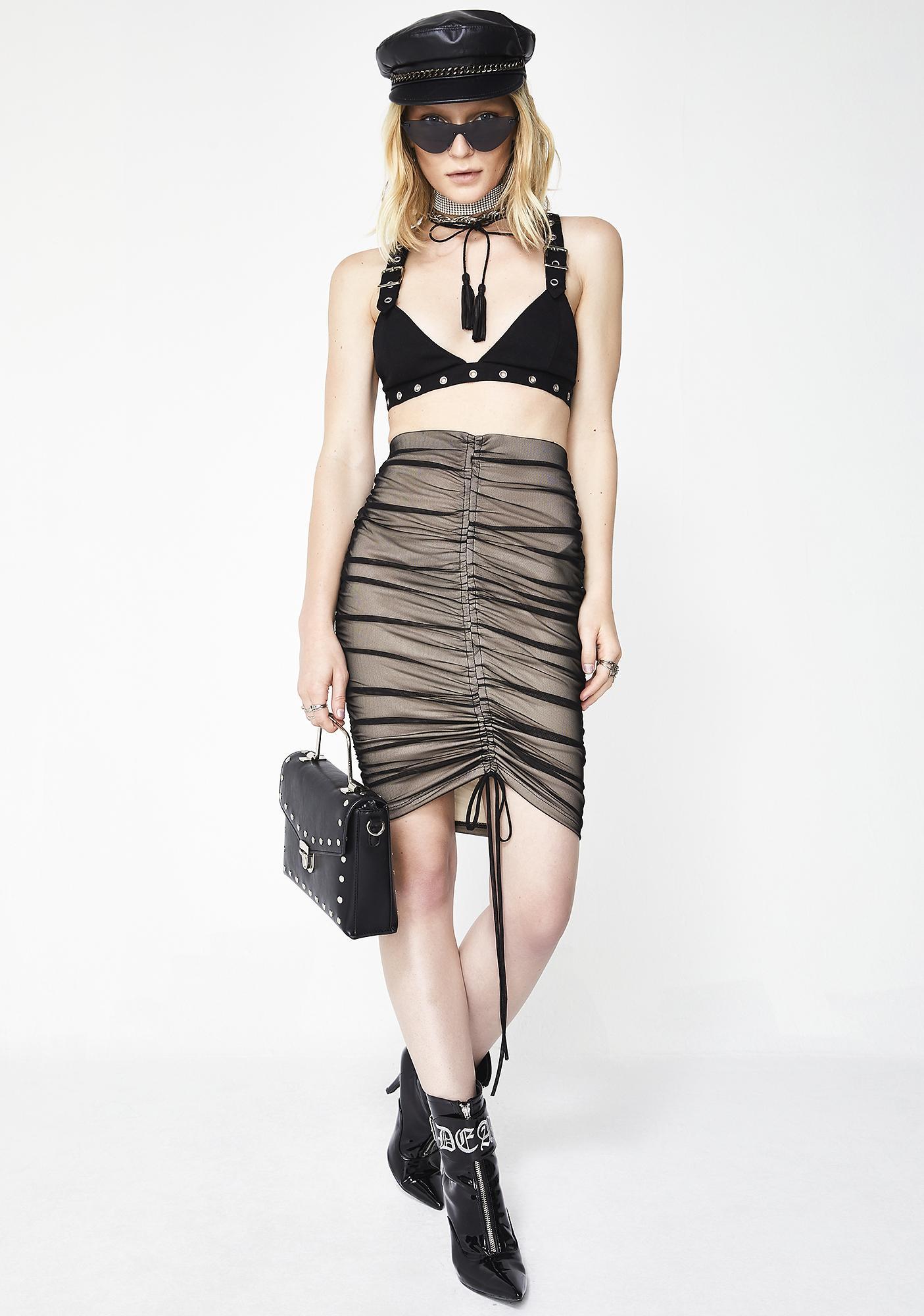Kiss It Better Bodycon Skirt