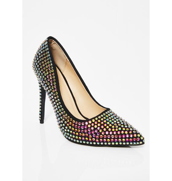 Supreme Bling Queen Heels