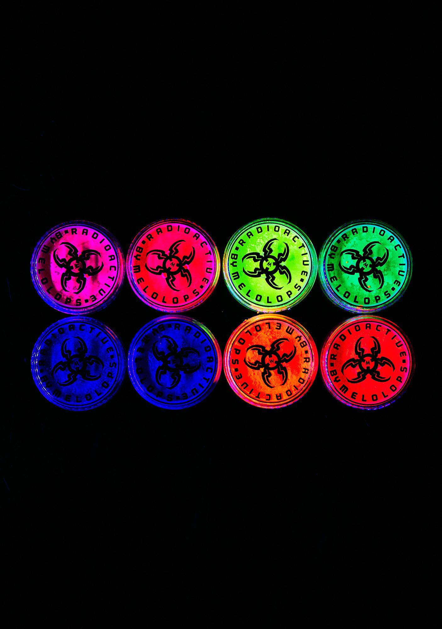 Melolops Neon Pigments Set