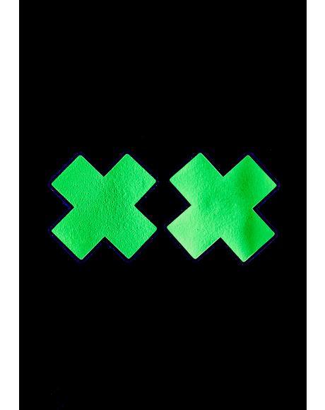 Bodak Reflective X Pasties