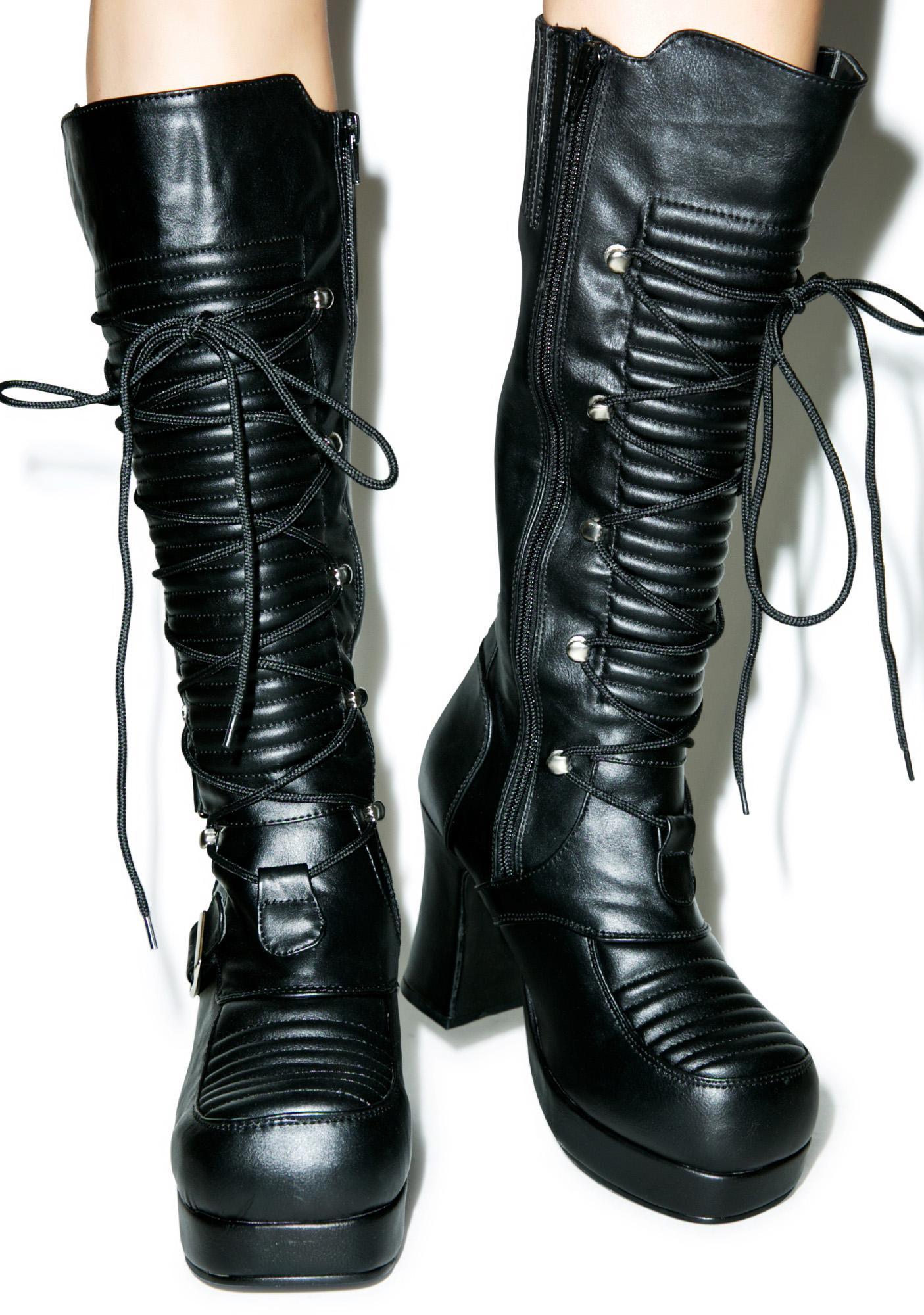 Demonia Gothika Boot