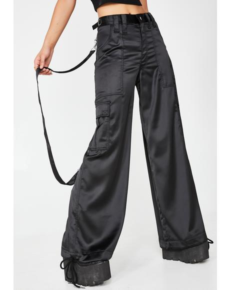 Dual Action Cargo Pants