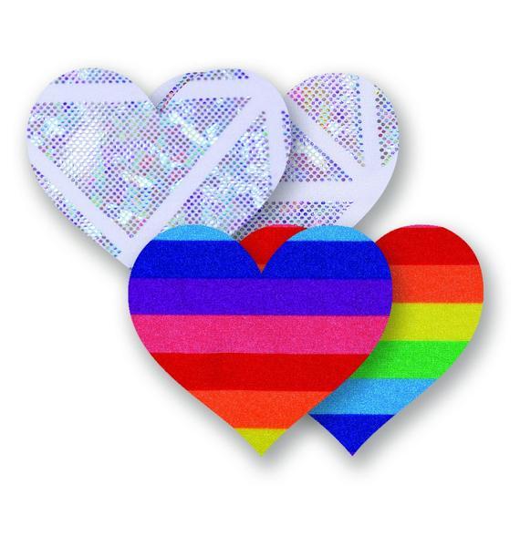 Bristols Six One Love Heart Nippie