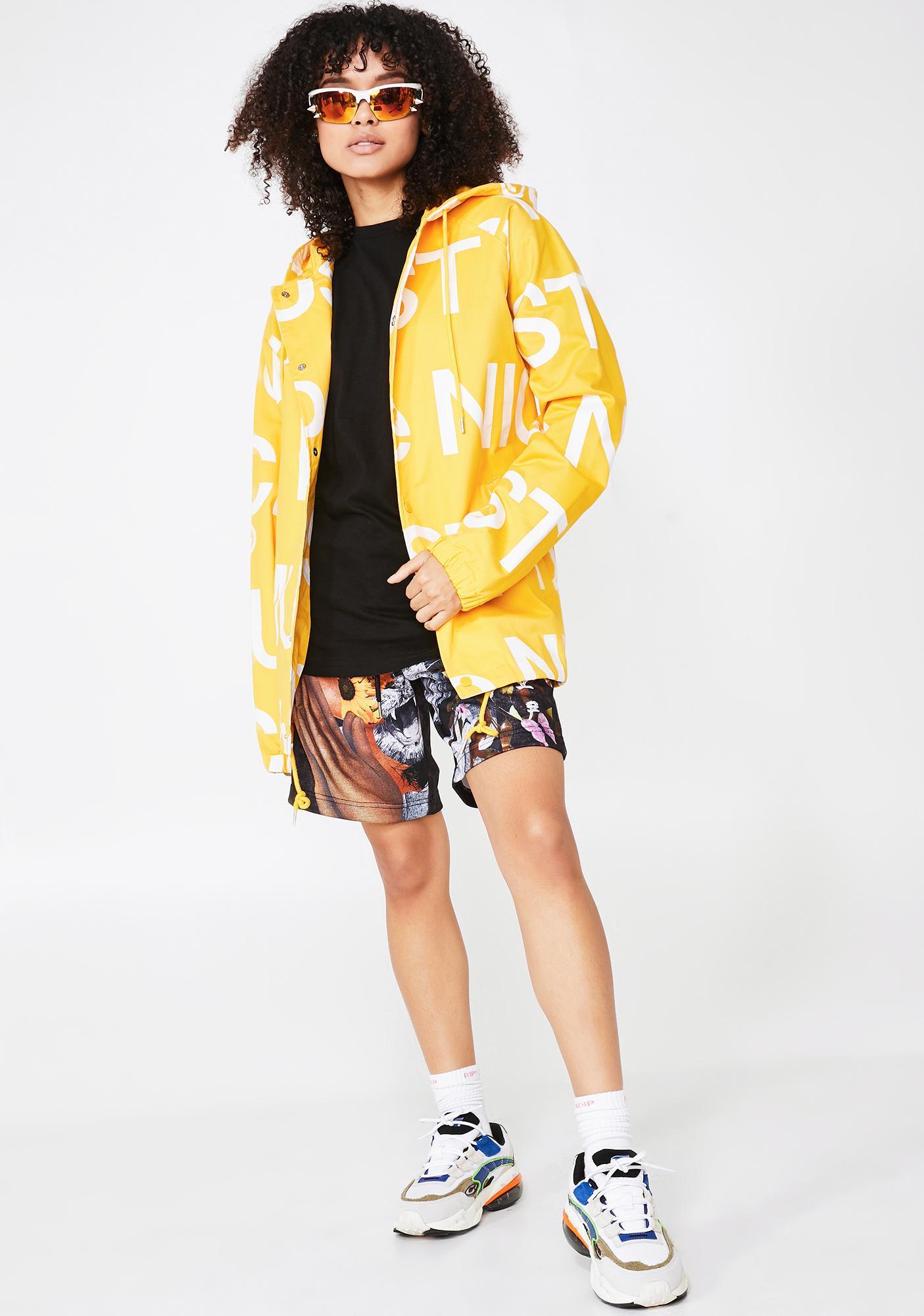 RIPNDIP Repeat Cotton Twill Jacket