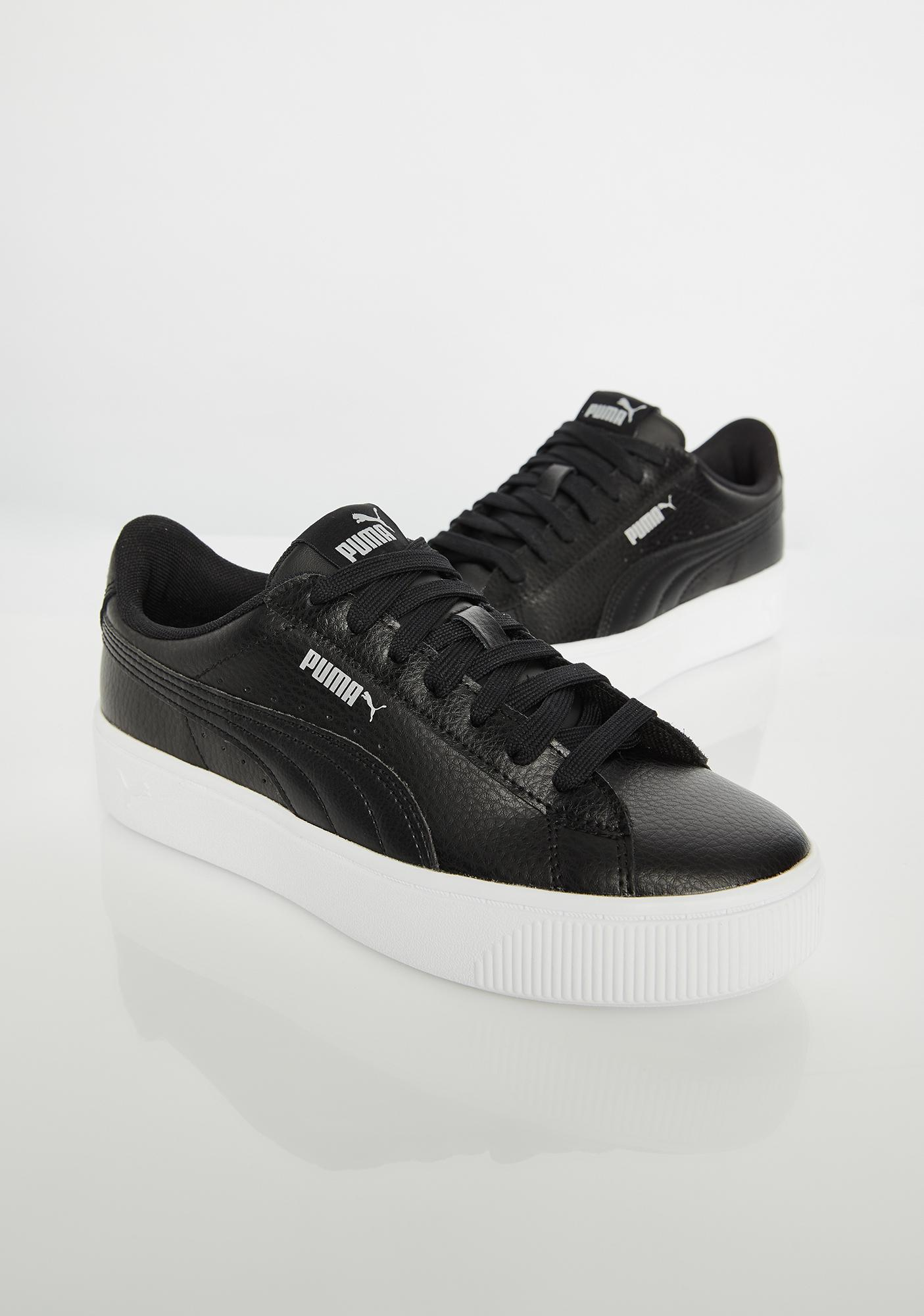PUMA Dark Vikky Stacked Sneakers