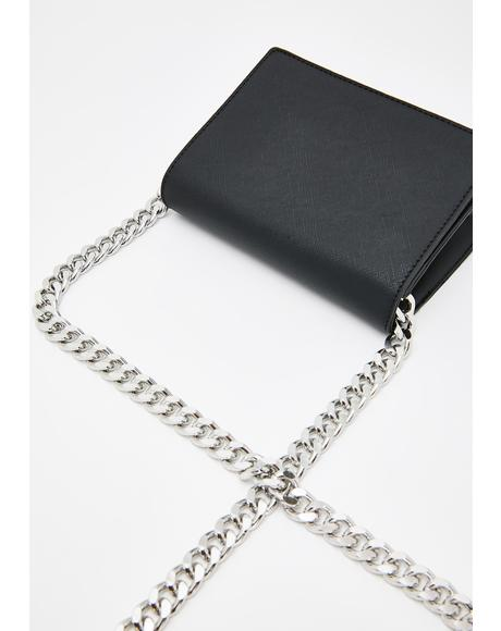 No Bad Angles Crossbody Purse