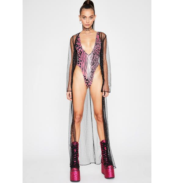 Miss Silent Assassin Snake Bodysuit