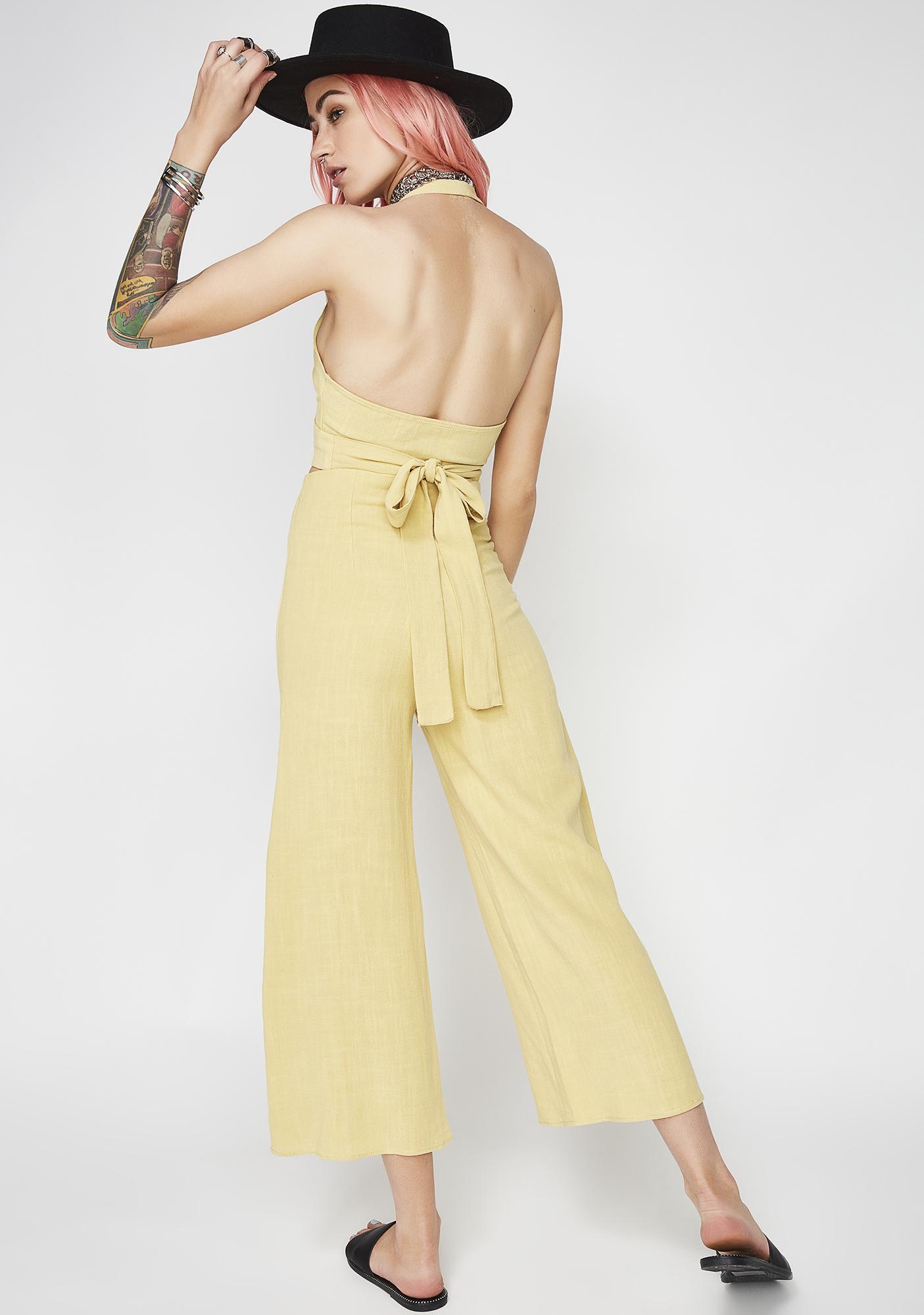 Talk About Me Pants Set