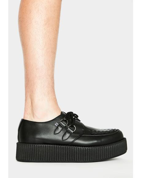 Viva II Lace Up Creepers