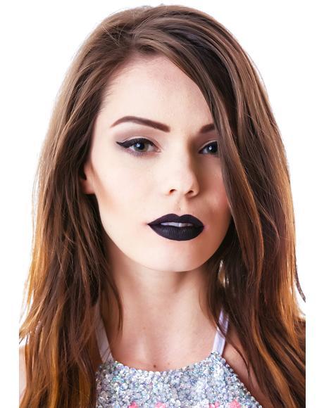 Black Velvet Velvetine Liquid Lipstick