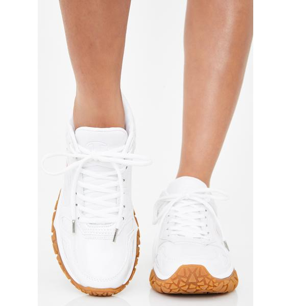 Champion White Tank Tender Sneakers