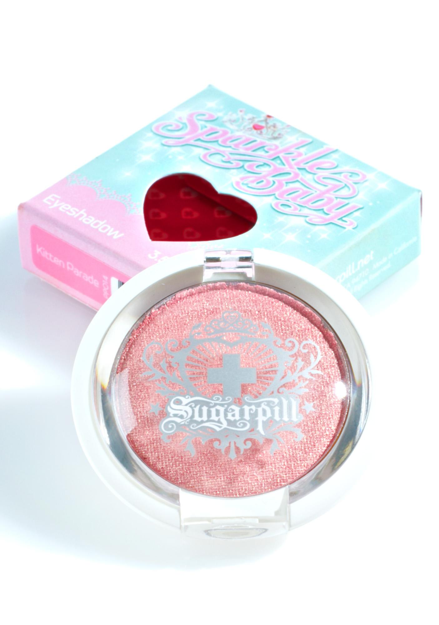 Sugarpill Kitten Parade Pressed Eyeshadow