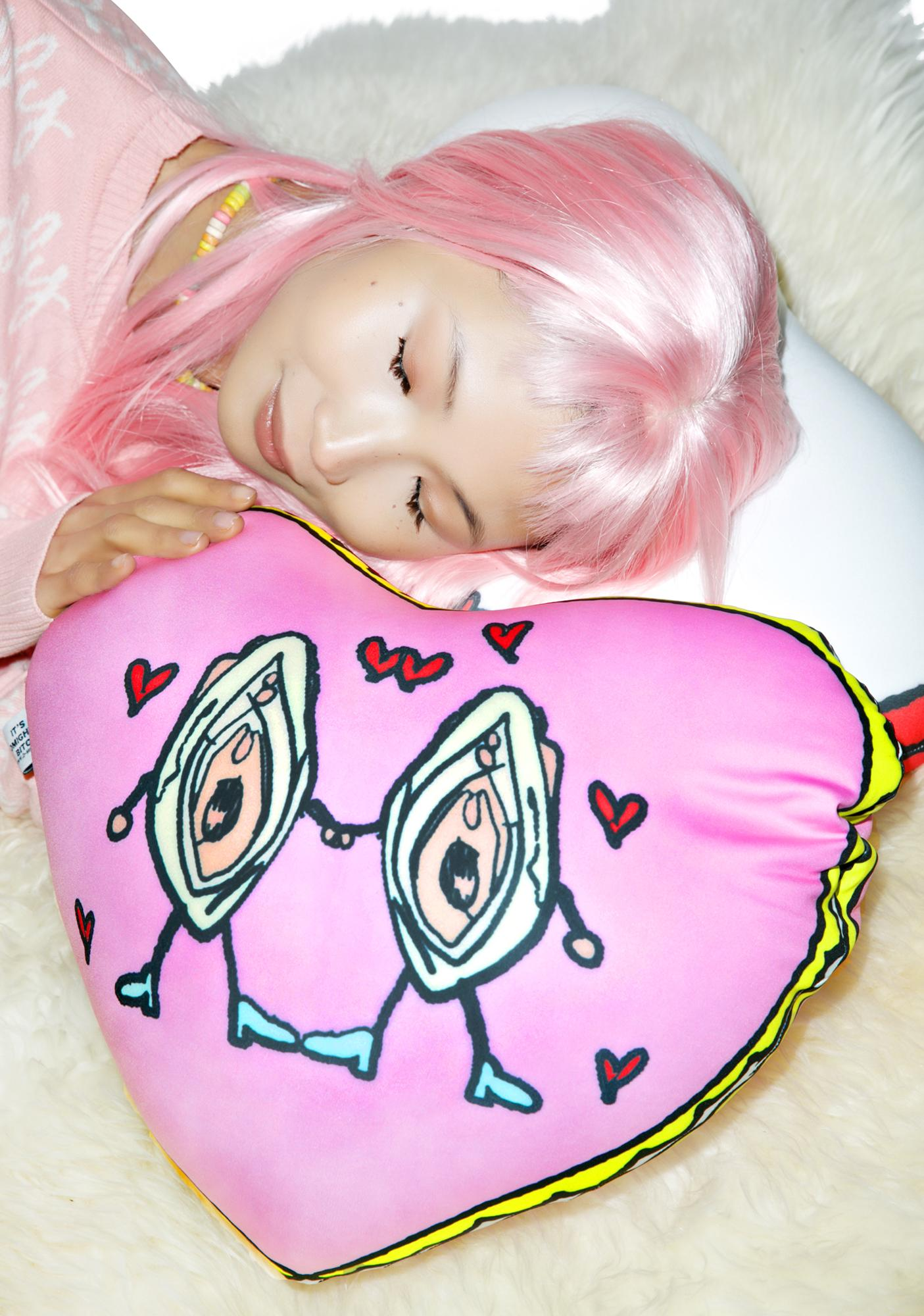 O Mighty Lesbian Love Pillow