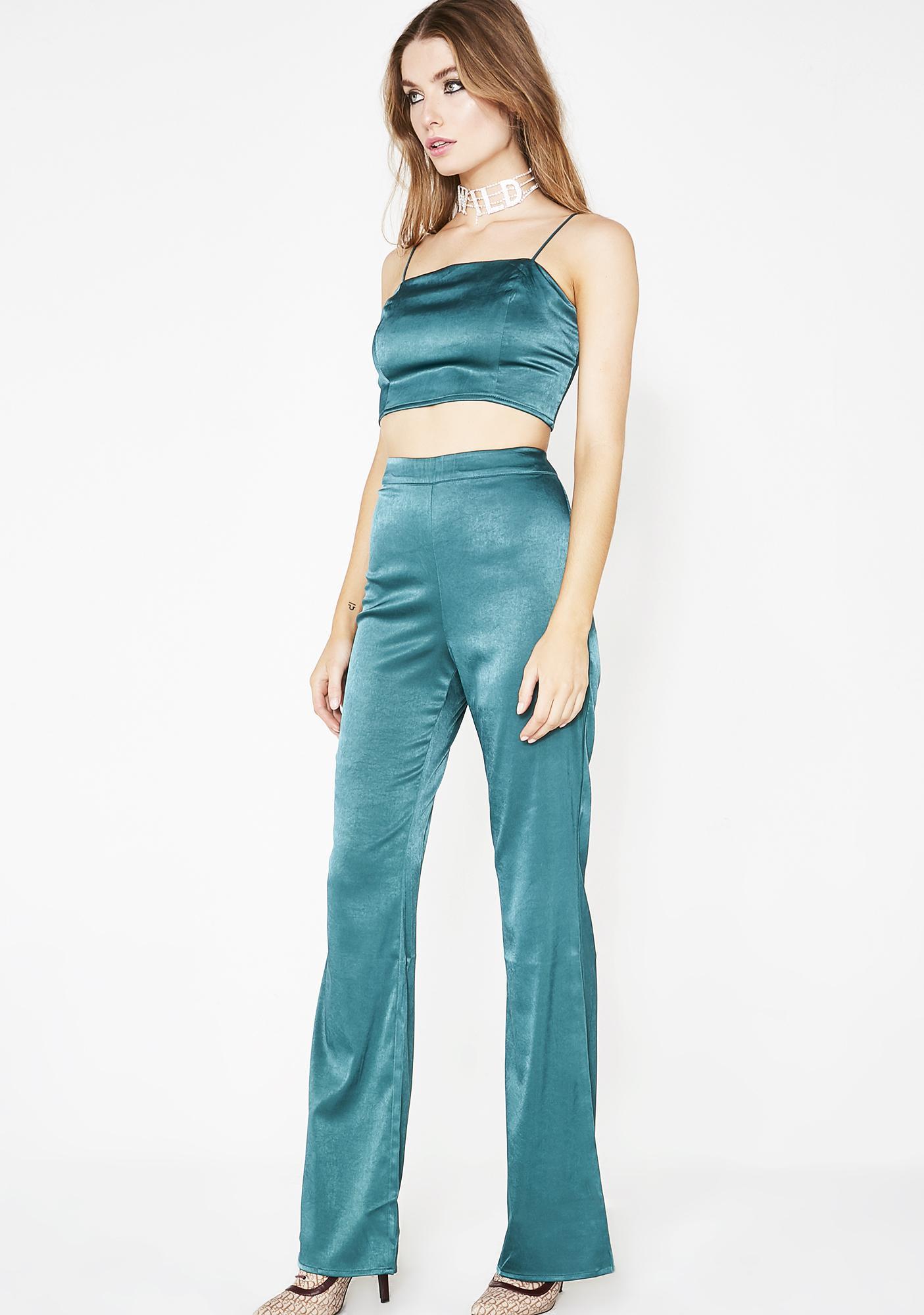 Precious Jewel Pants Set
