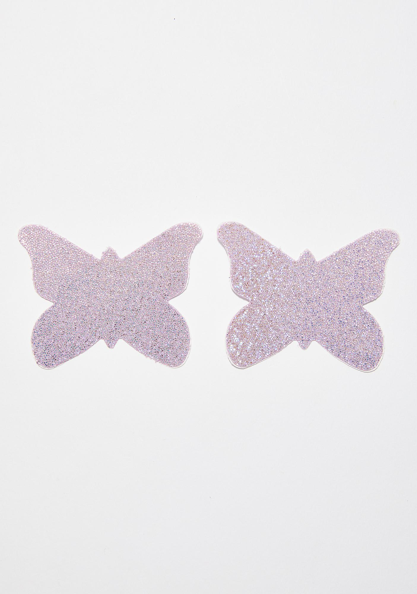 Pastease Sparkly Butterfly Pasties