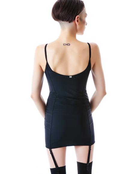 Show Off Slip Dress