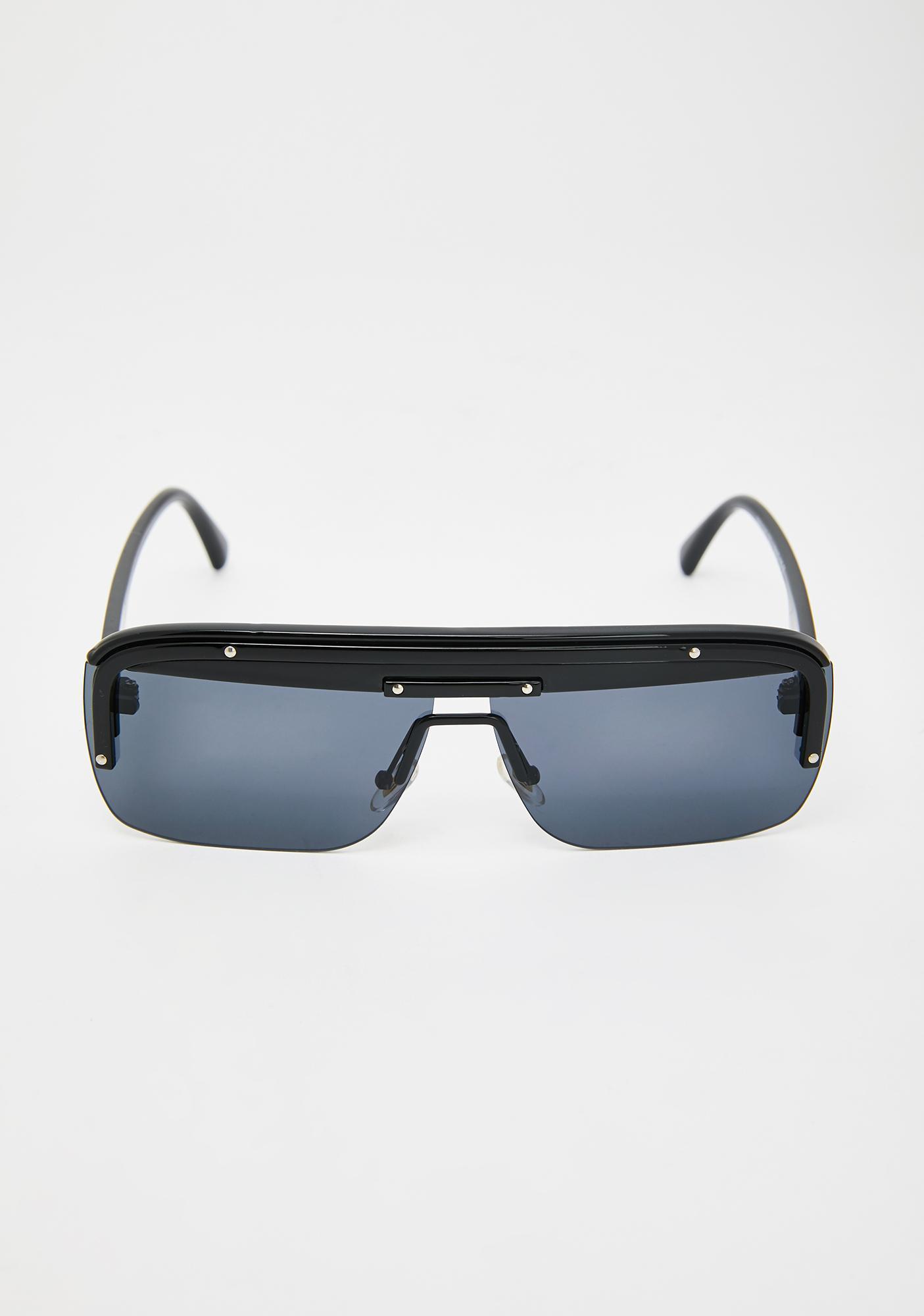 World Stop Aviator Sunglasses