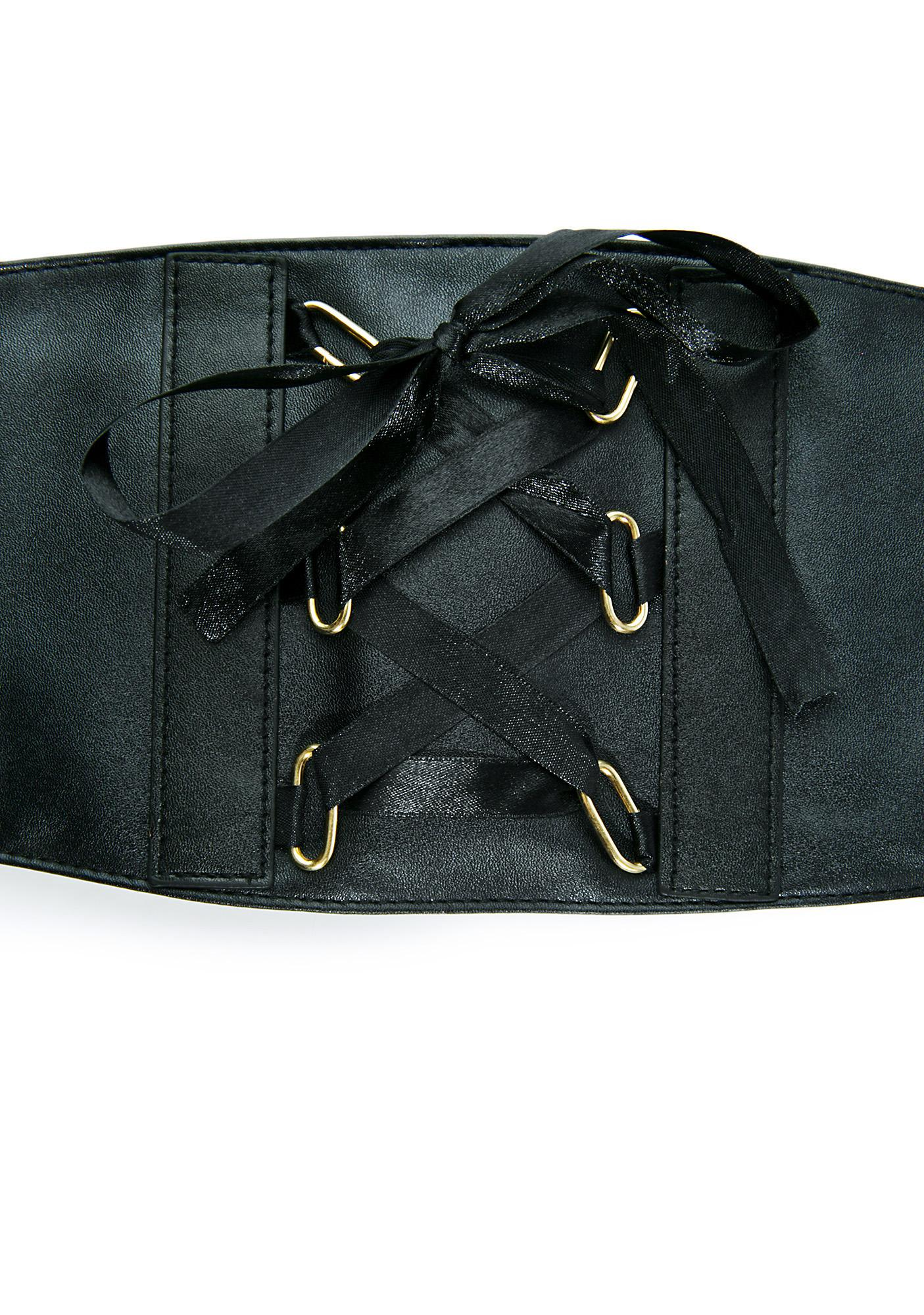 Tight Embrace Waist Belt