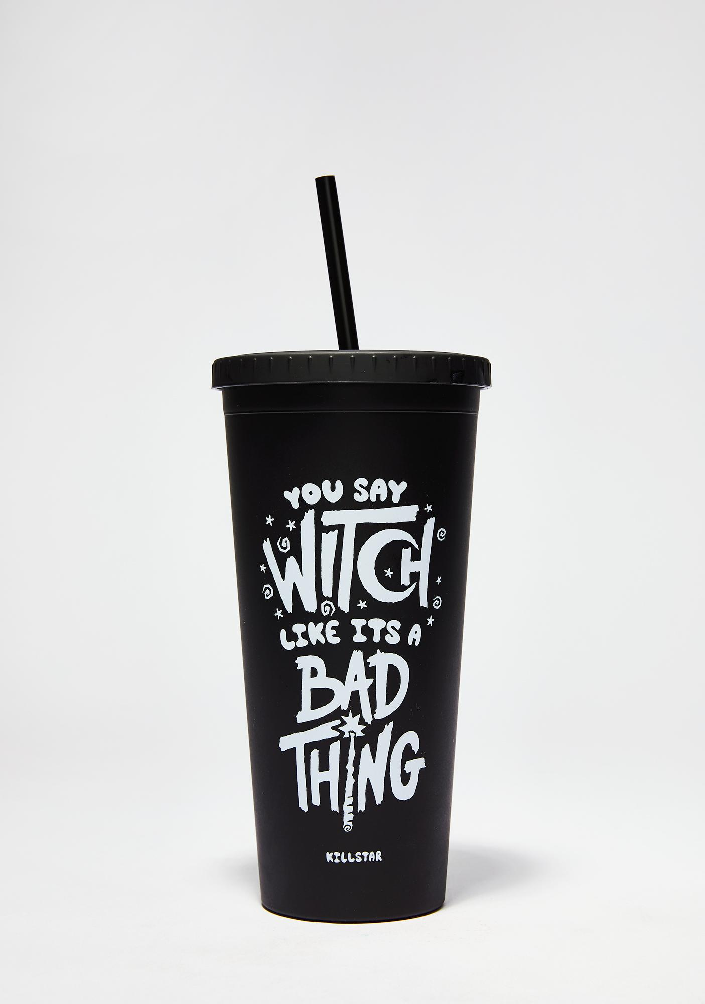 Killstar Who's Bad Cold Brew Cup