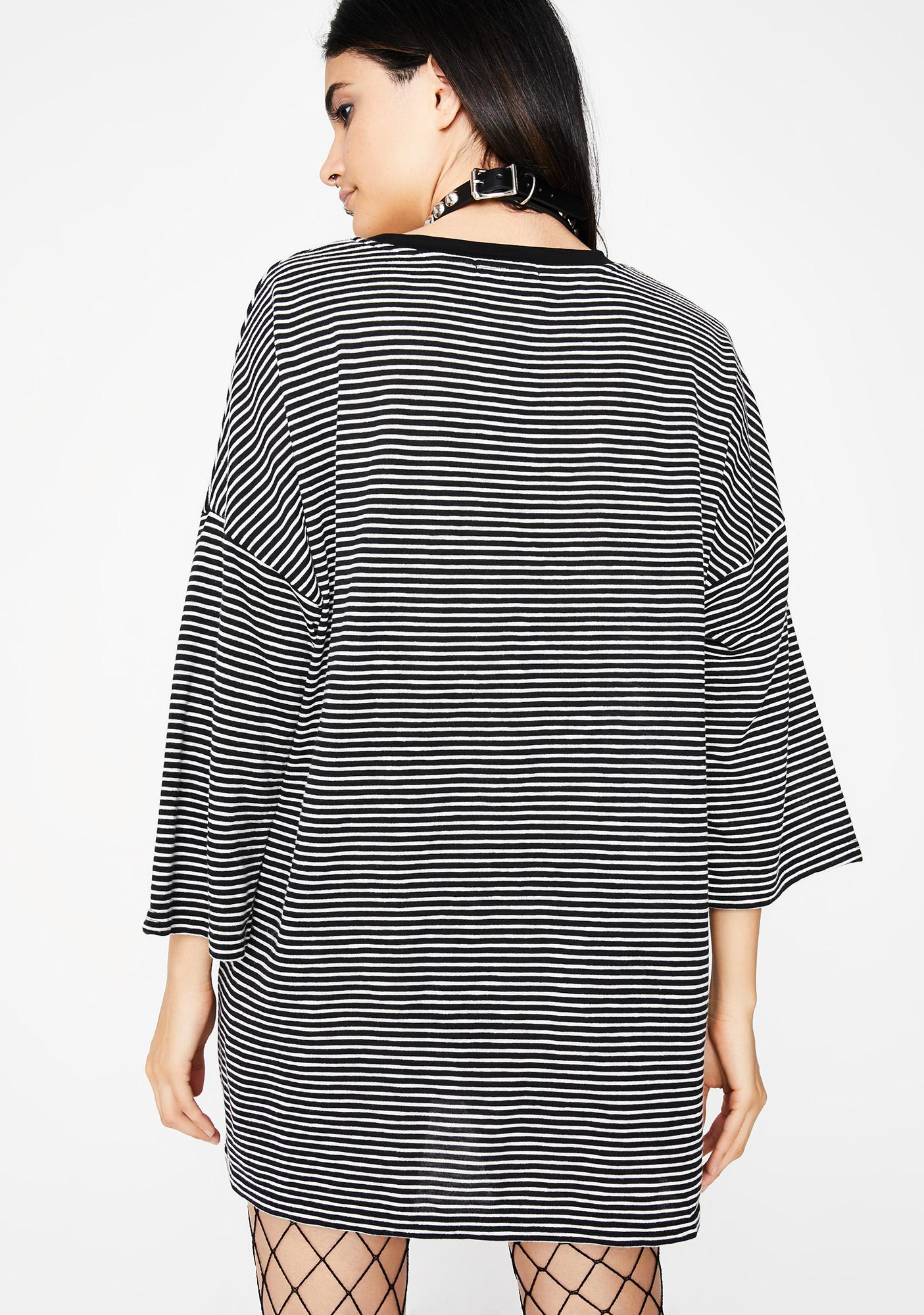 Can't Be Phazed Oversize Tee