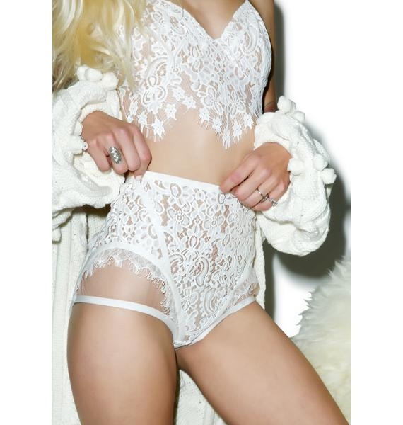 For Love & Lemons Ophelia Hi-Waist Panty
