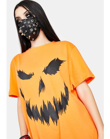 Pumpkin Posse Graphic Tee