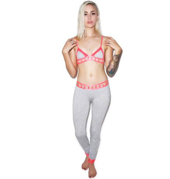 Love Haus Rattle The Cage Bralette