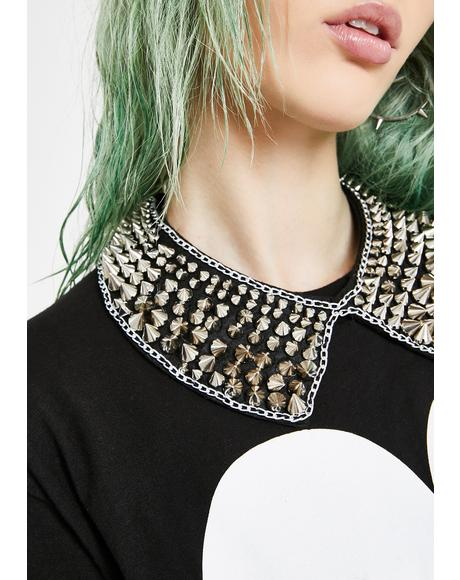Punk Princess Collar Necklace