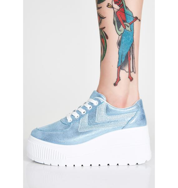 Sky Walk It Out Platform Sneakers
