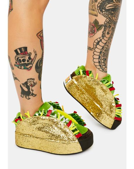 Salsa Time Taco Sneakers