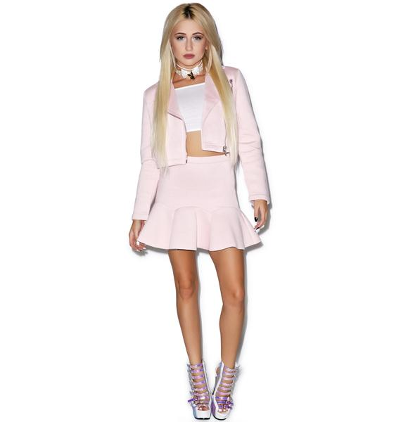 Pastel Punk Flip Skirt