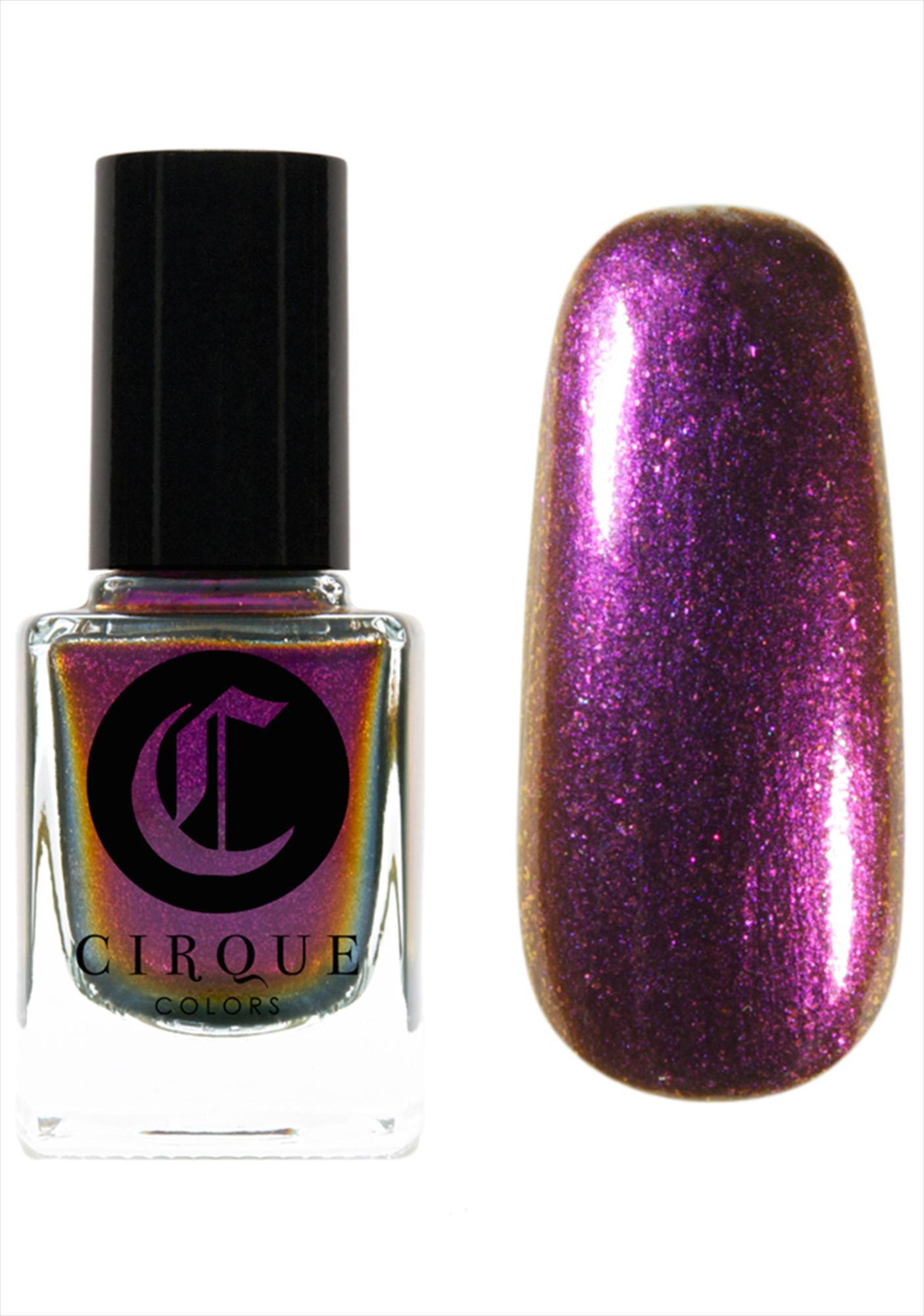 Cirque Colors Cabaret Voltaire Nail Polish