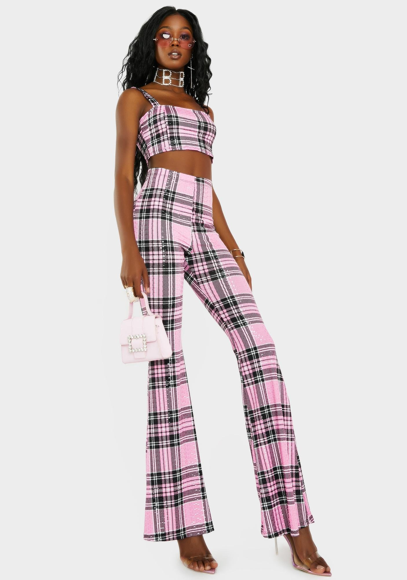 Sweet True Rumors Flare Pants