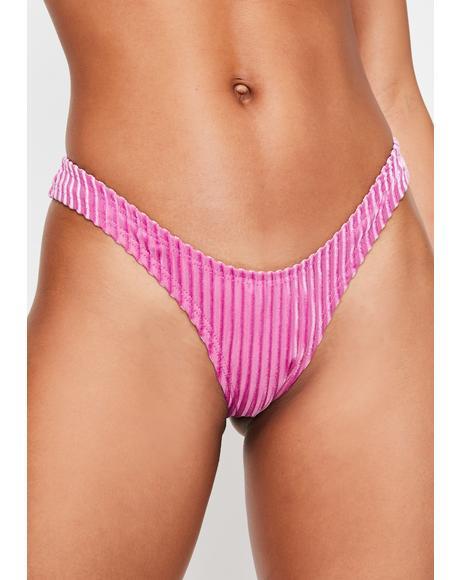 Groove Bikini Bottoms