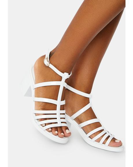 Pure Dallas Jelly Sandals