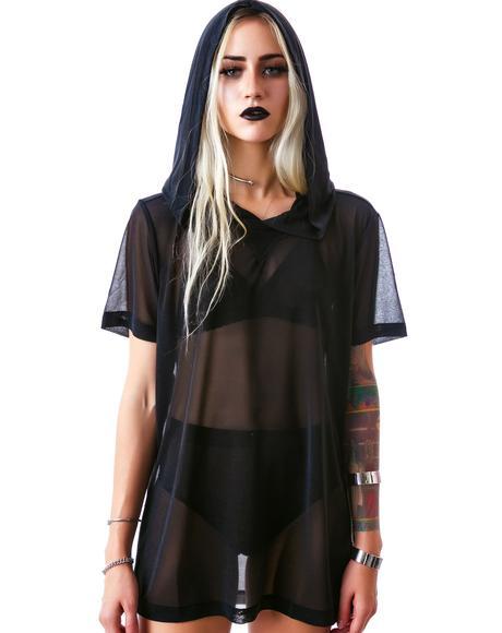 Nightshade Hooded Pullover