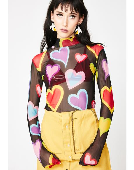 Party Heart Top
