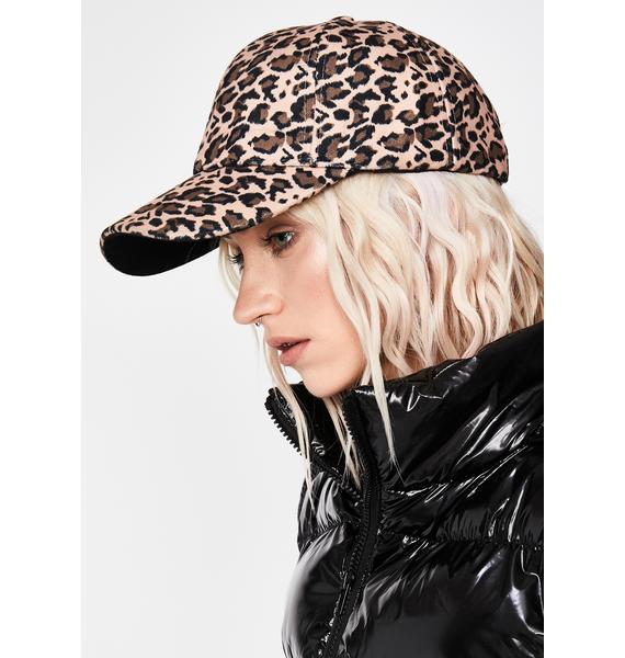 Lowkey Prowl Leopard Hat